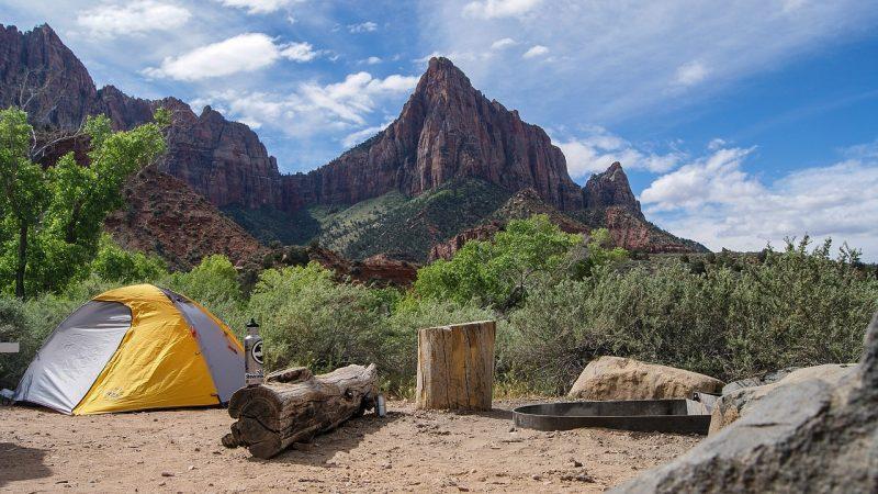 L'hygiène en camping comme à la maison grâce à la technologie